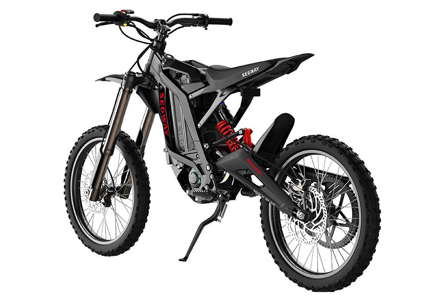 Segway Dirt E Bike back view