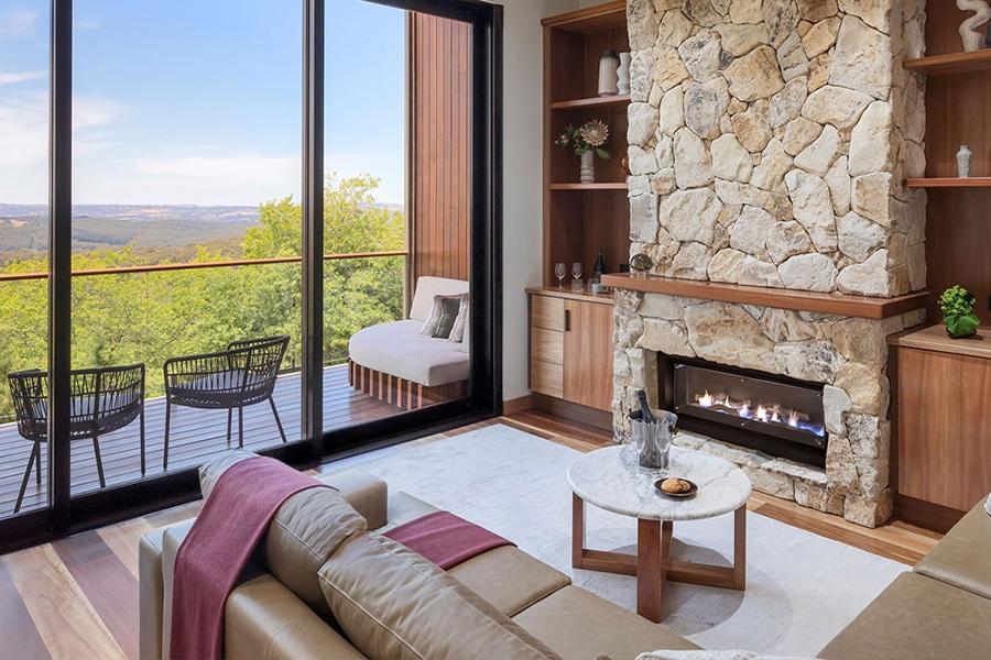 Sequoia Luxury Lodge