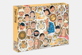 Tiger King Puzzle