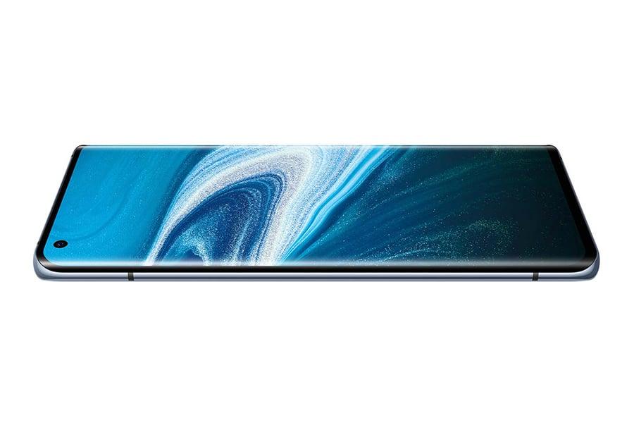 VIVO X50 Pro 5G top view