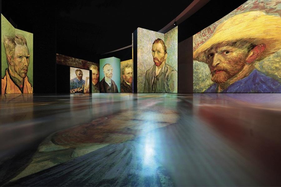 Van Gogh Alive 1