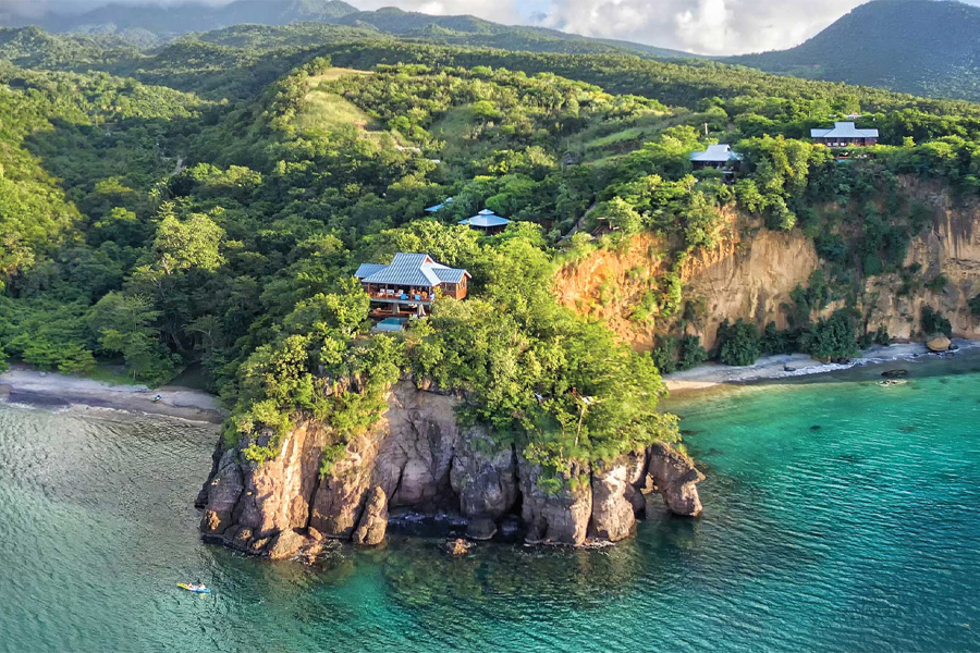 World's Best Hotels 2020 - Secret Bay, Portsmouth, Dominica