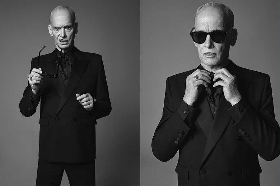 John Waters Saint Laurent
