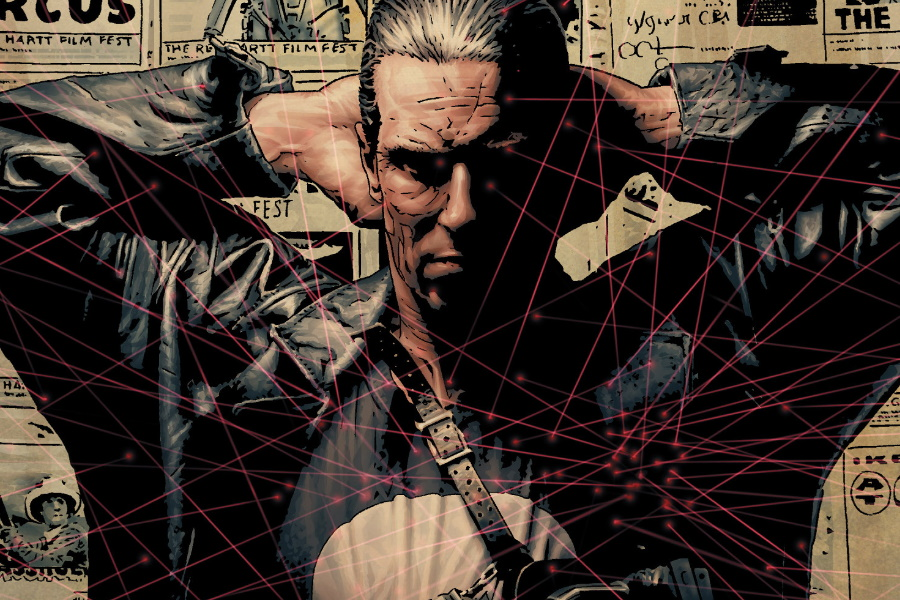 best graphic novels punisher max