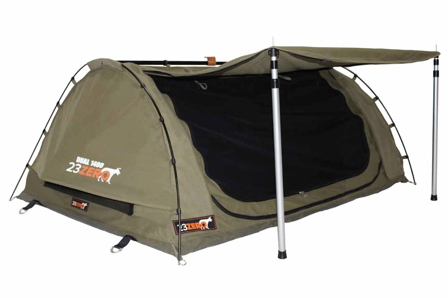 best swag tent for camping - 23ZERO Dual Swag