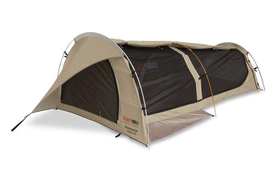 best swag tent for camping - Black Wolf Bushranger