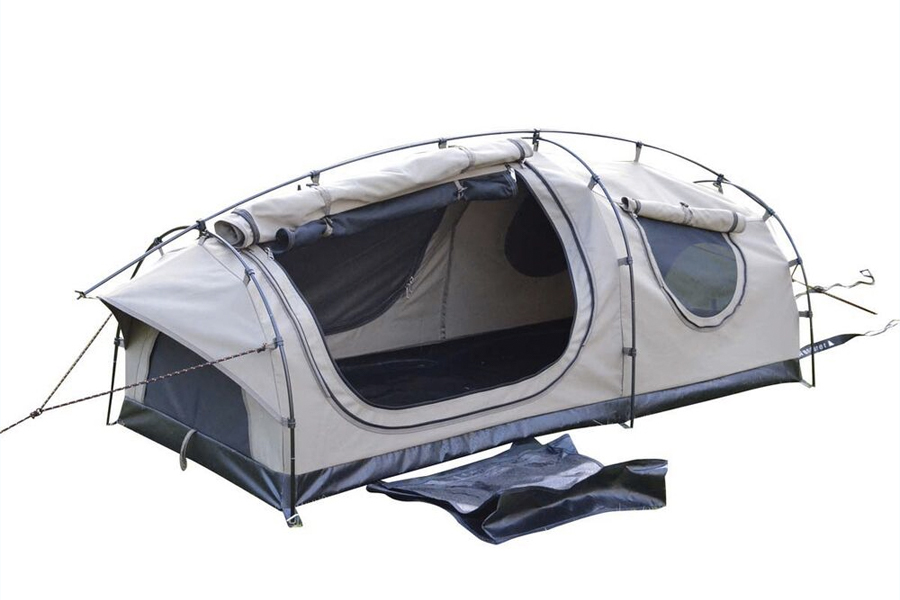 best swag tent for camping - Wanderer Extreme Heavy Duty Single Swag