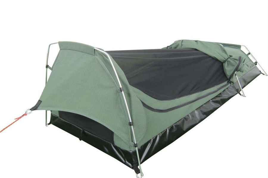 best swag tent for camping - XTM 4x4 Single Swag