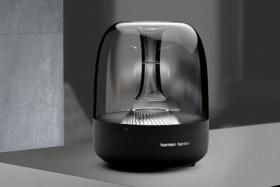 Harman Kardon Aura Studio 3 bluetooth speaker