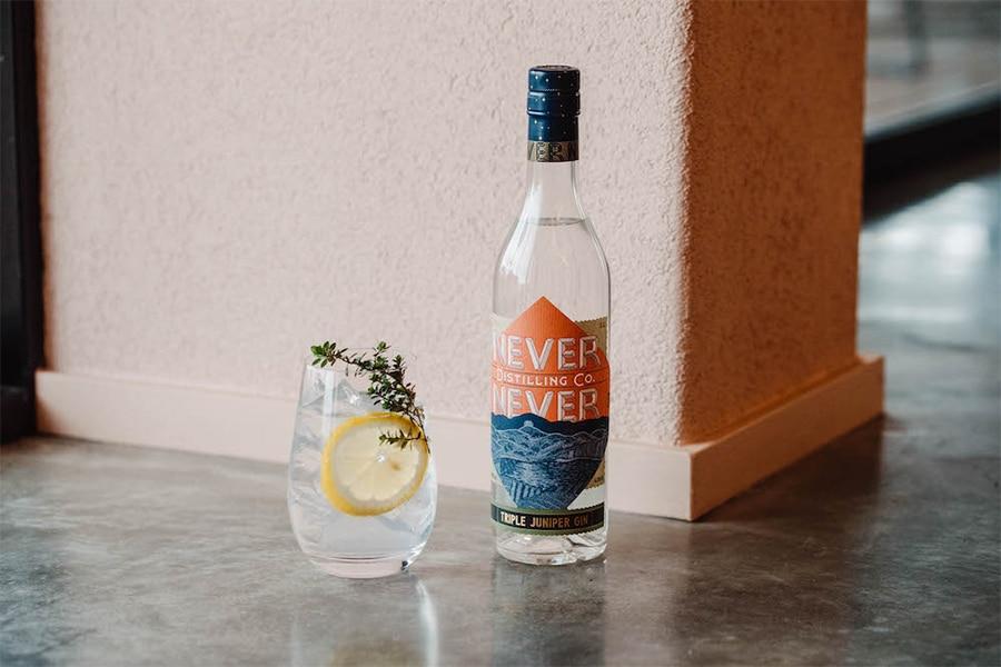 never never tripe juniper ginnever never tripe juniper gin