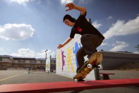 skater xl screen shot