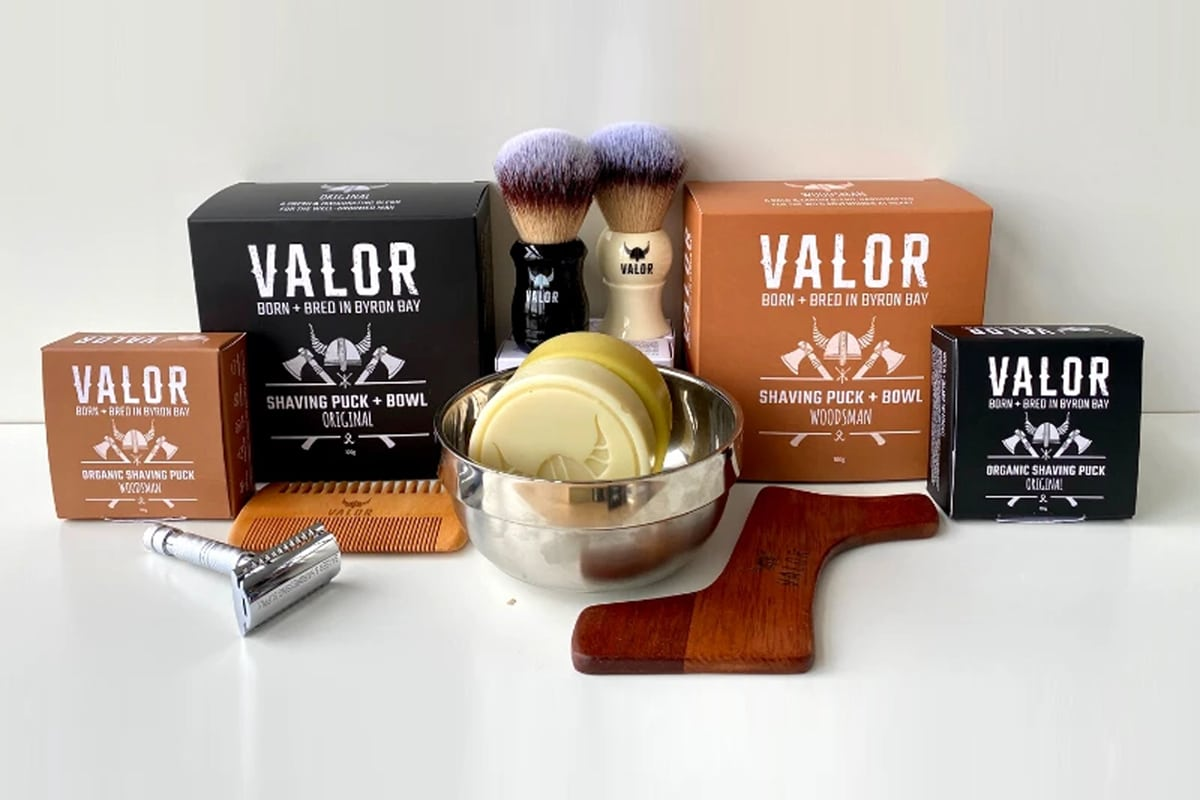 Best Men's Skincare Brands in Australia Valor