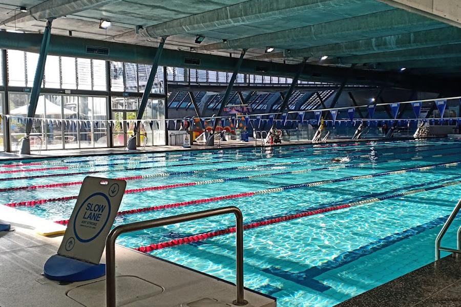 Cook and Phillip Park Aquatic Centre Swimming Pools Sydney