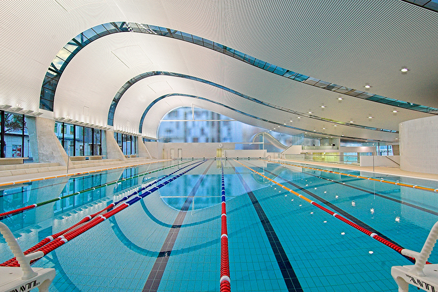 Ian Thorpe Aquatic Centre Swimming Pools Sydney