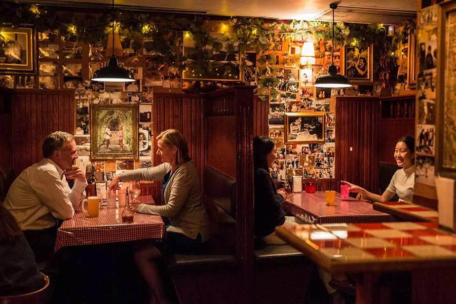 Frankie's Pizza Night Food Sydney