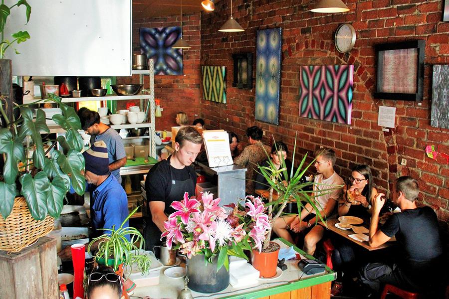 Lentil As Anything Vegan Restaurants Melbourne