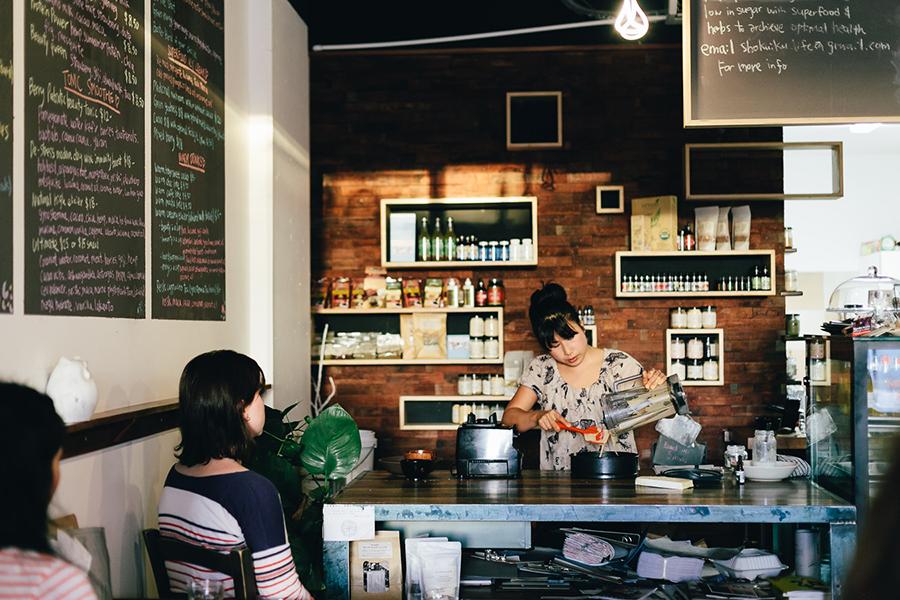 Shoku Iku Vegan Restaurants in Melbourne