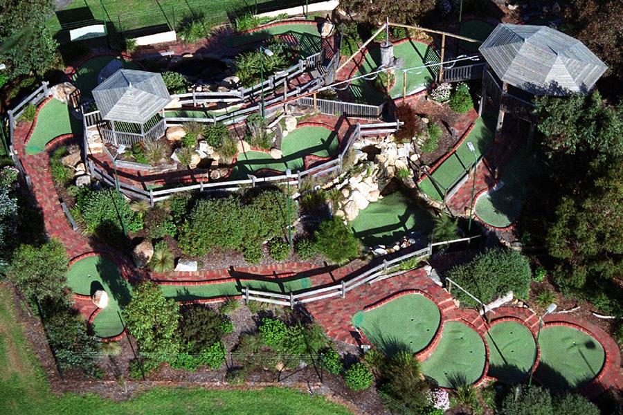 Dingley Village Adventure Golf Mini Golf Putt Putt Courses Melbourne
