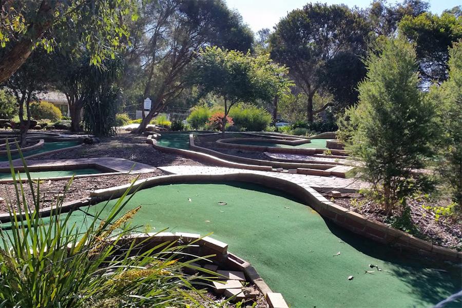 Heathmont Golf Park Mini Golf Putt Putt Courses Melbourne