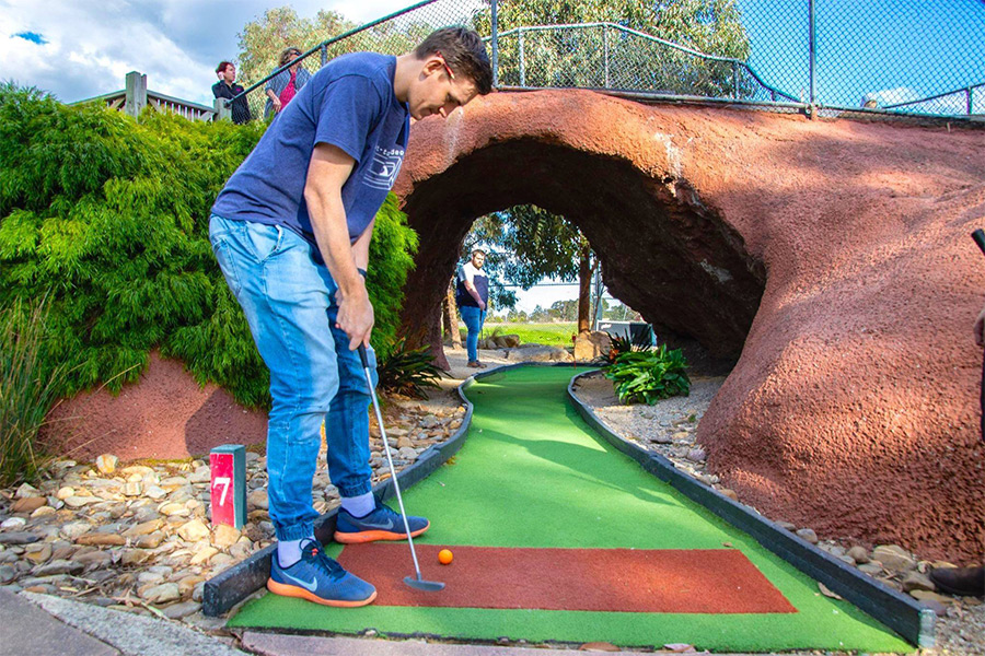 Latrobe Golf Park Mini Golf Putt Putt Courses Melbourne