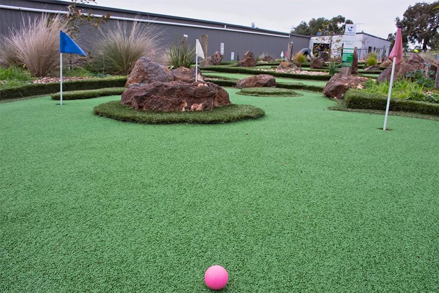 Sunshine Golf Club Mini Golf Putt Putt Courses Melbourne