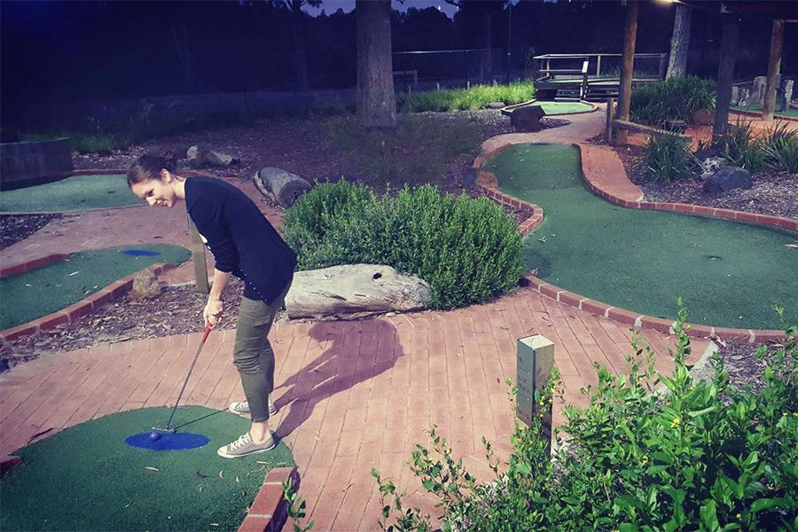 Yarra Bend Adventure Mini Golf Mini Golf Putt Putt Courses Melbourne