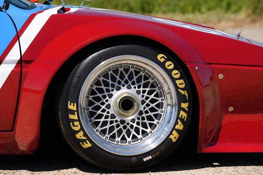 1980 BMW M1 Procar wheel