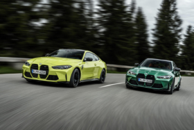 2021 BMW M3 and M4 1