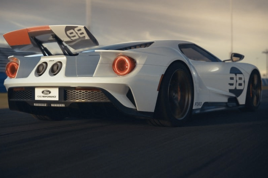 2021 Ford GT 3