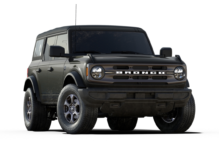 2021 ford bronco midnight edition