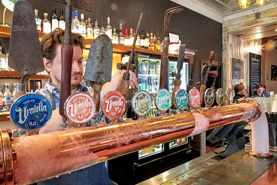 The Uraidla Hotel Pubs Adelaide