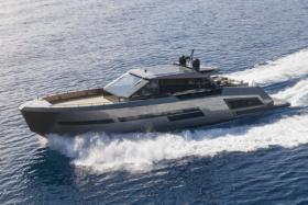 Mazu 82 Superyacht