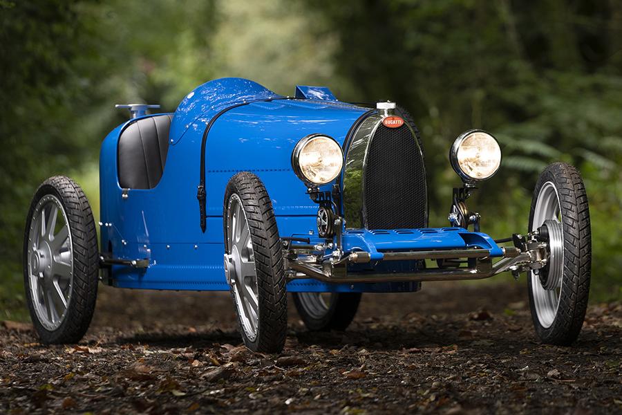 $48k Bugatti Toy Car