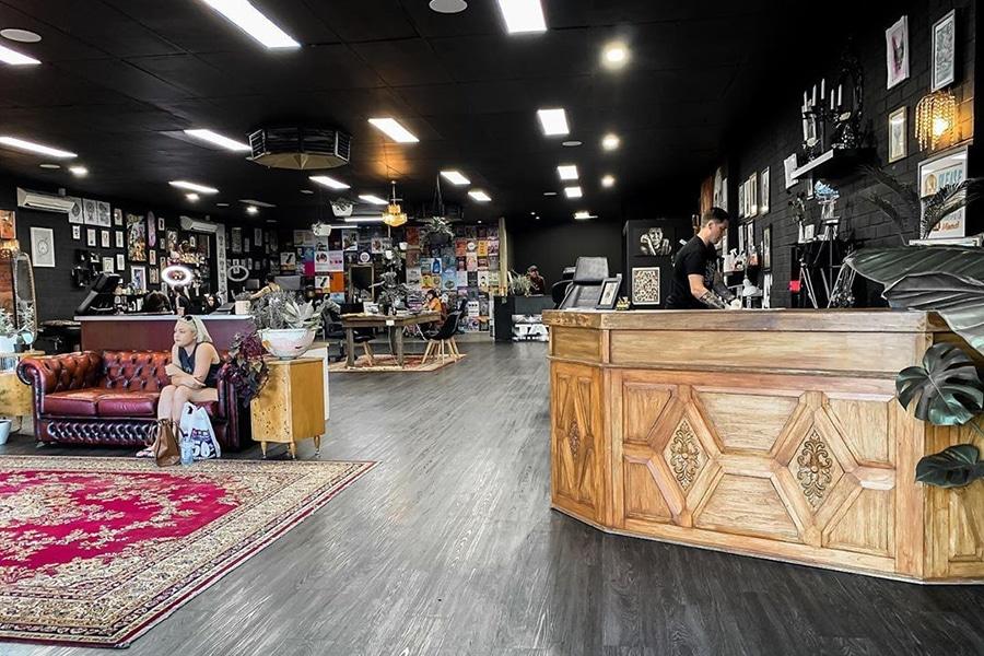 Artful Ink Tattoo Shops Perth