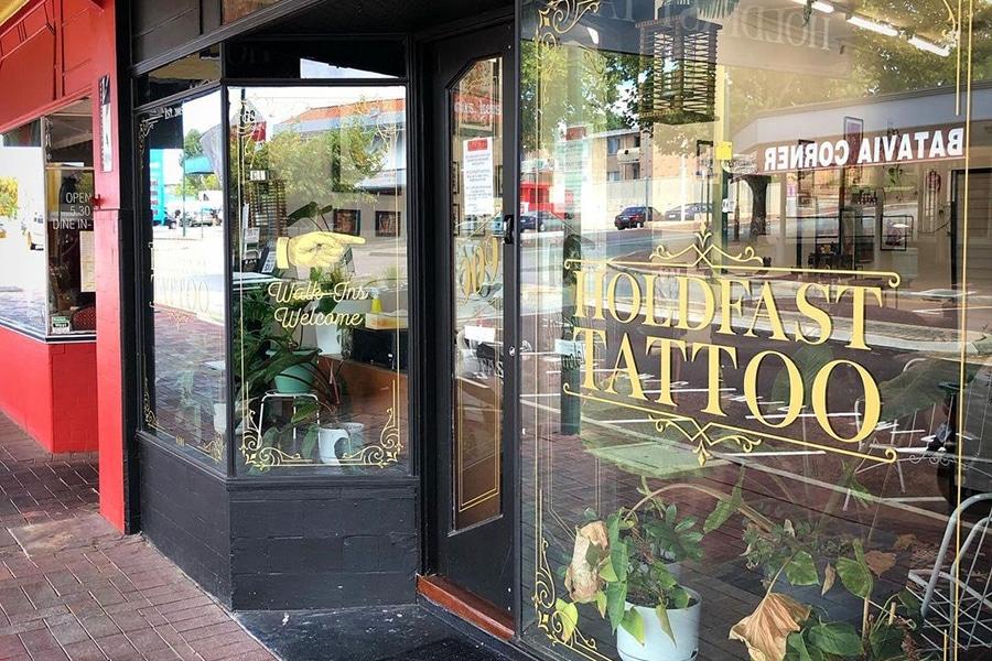 Holdfast Tattoo Perth