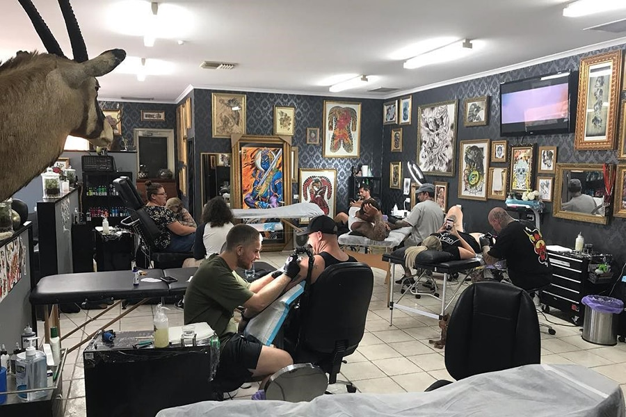 Lost City Tattoo Perth