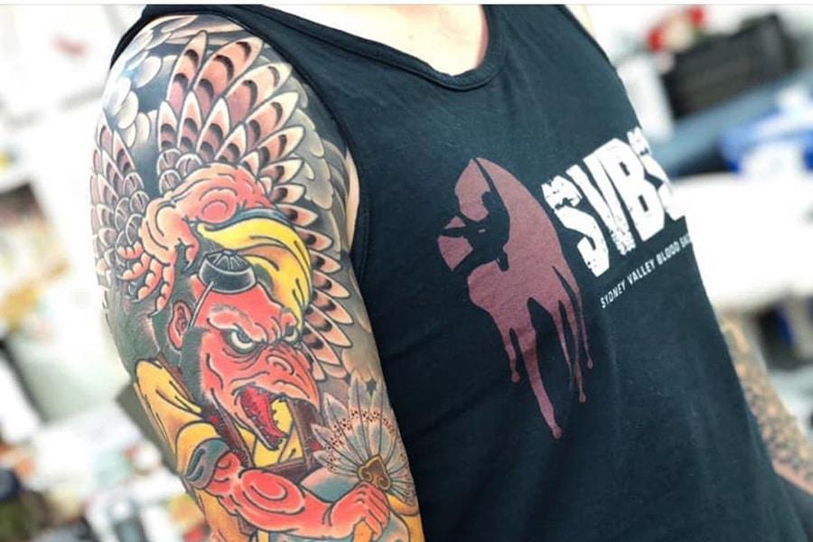Tattoo Shops Perth