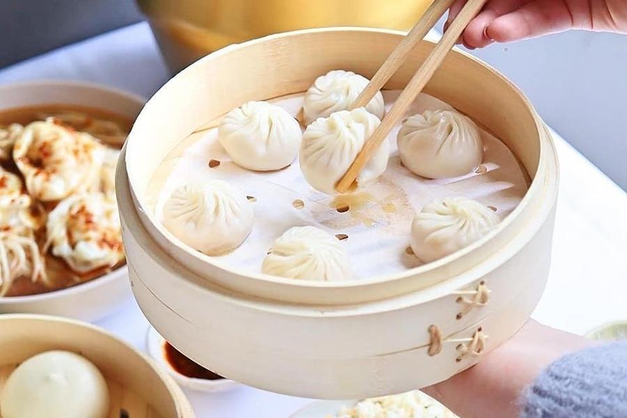 Din Tai Fung Dumplings in Melbourne