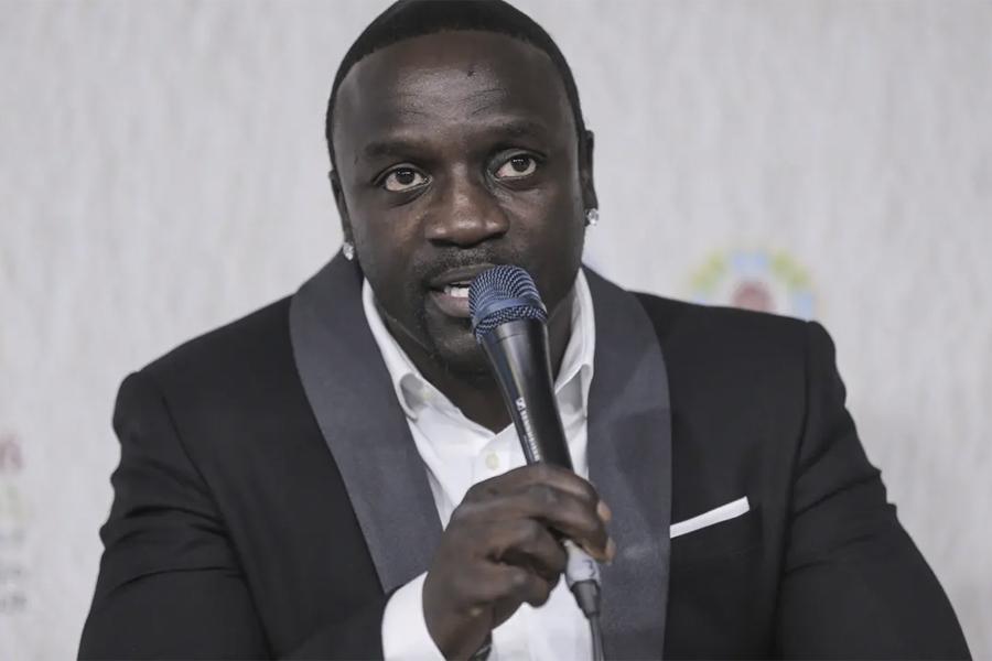 Akon is Building a Real-Life Wakanda in Senegal | Man of Many