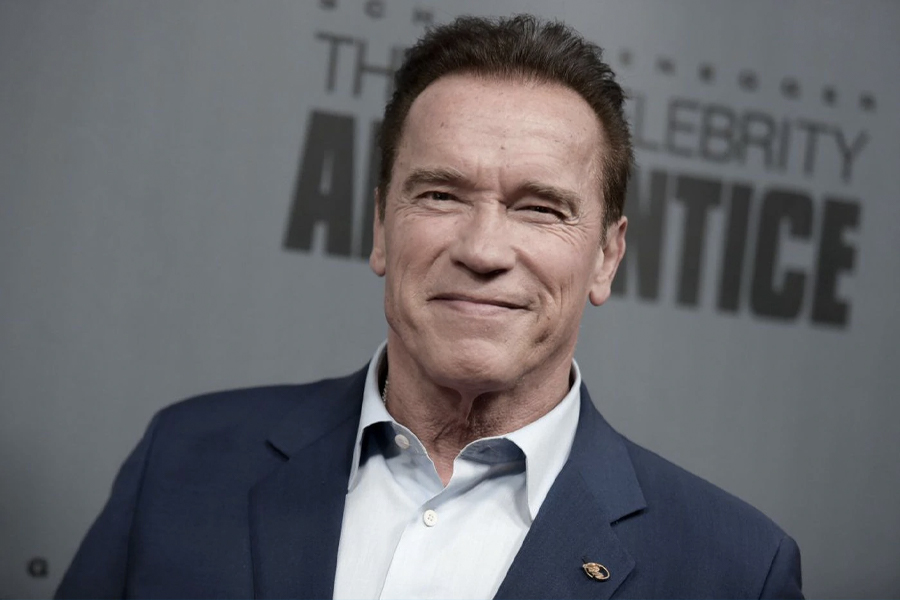 Arnold Schwarzenegger is Set to Star in a New Spy Series