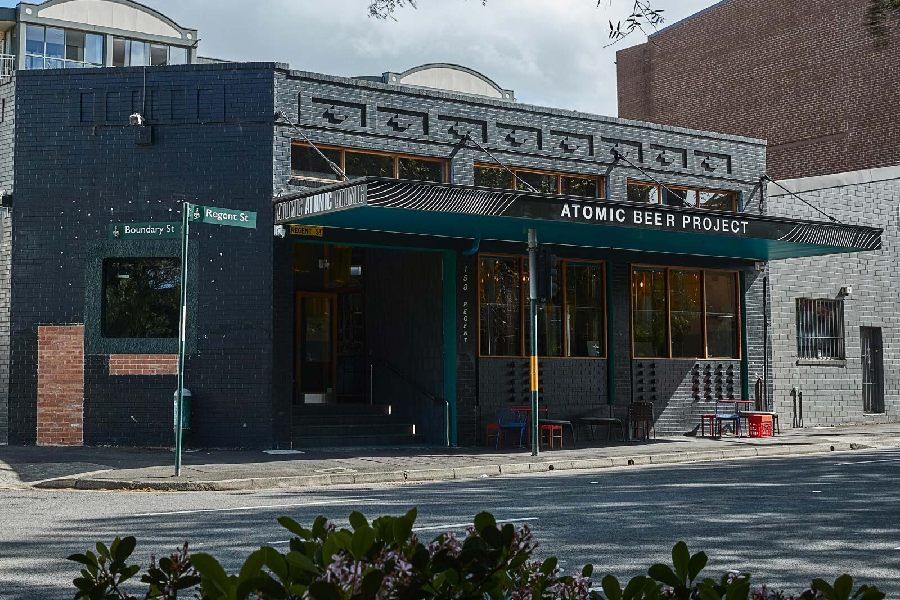 Atomic Beer Project exterior