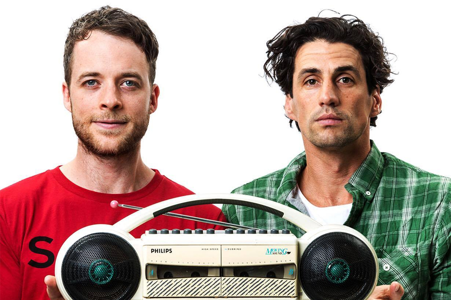 Best Australian Podcasts - Hamish and Andy