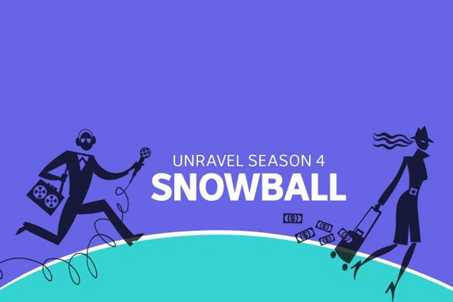 Best Australian Podcasts - Unravel Snowball