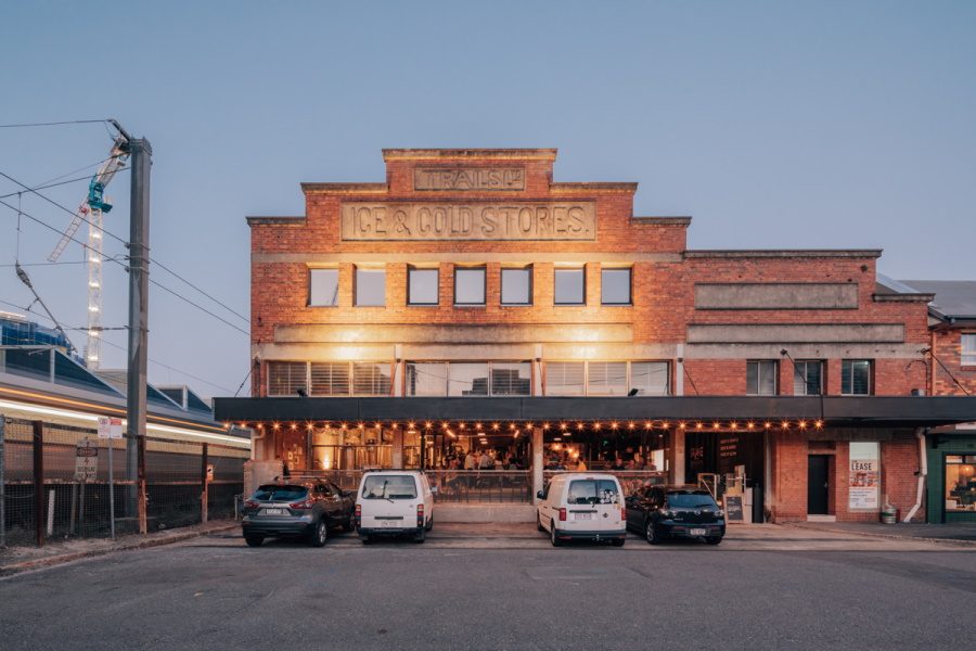 Stone & Wood brewery front