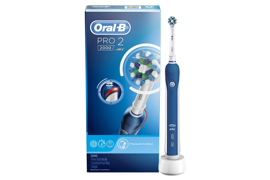 Best Electric Toothbrush - Oral-B Pro 2 2000