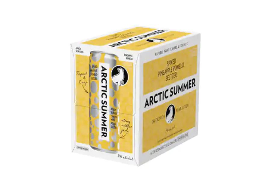 Best Hard Seltzer Brands Australia - Arctic Summer