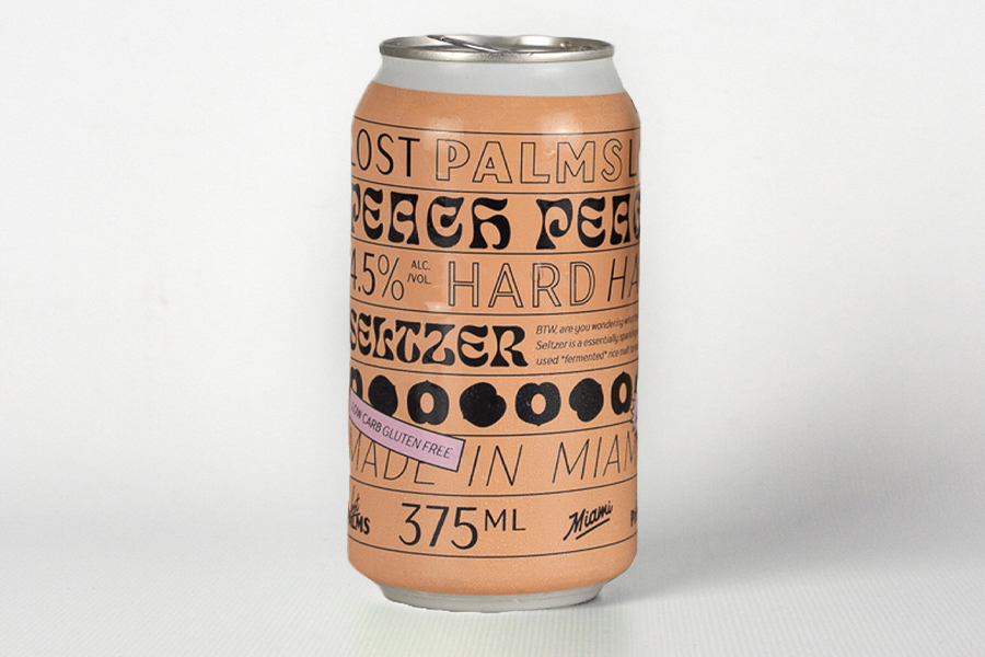 Best Hard Seltzer Brands Australia - Lost Palms Brewing Co