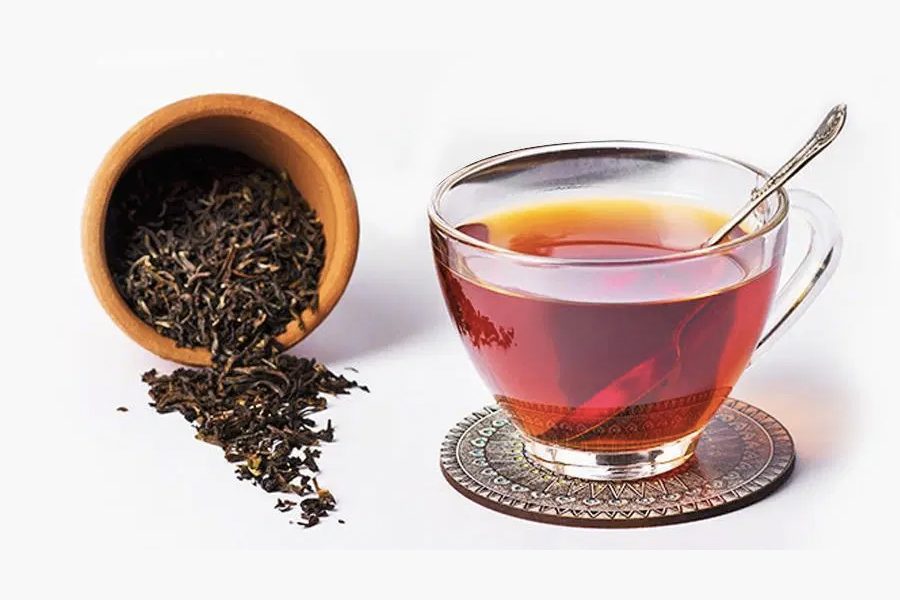 Best Keto Drinks - Black Tea