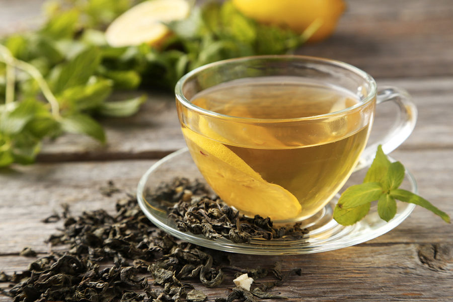 Best Keto Drinks - Green Tea