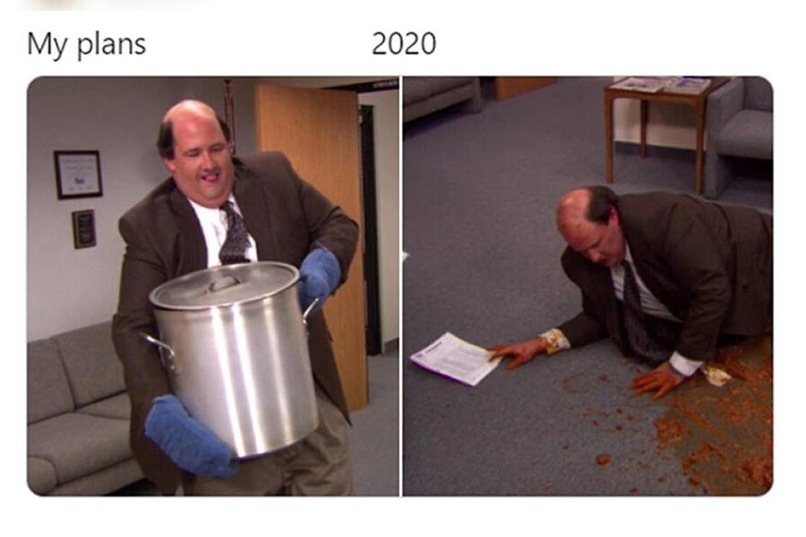 Best Memes 2020 - My Plans 2020